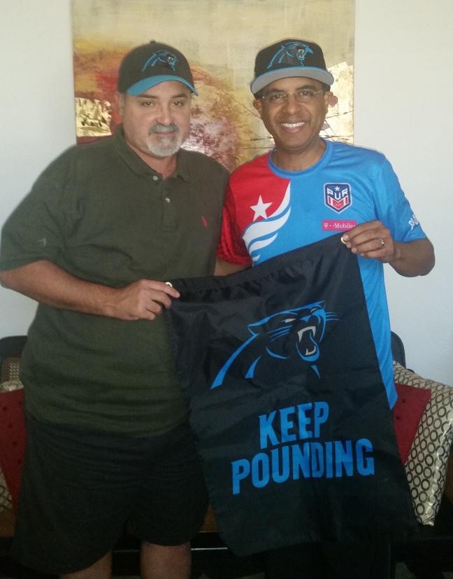 Jose Rivera primo