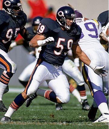 Ron Rivera Linebacker