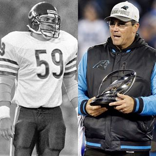 Ron Rivera 1985-2016