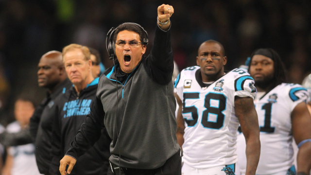 Ron-Rivera thrill