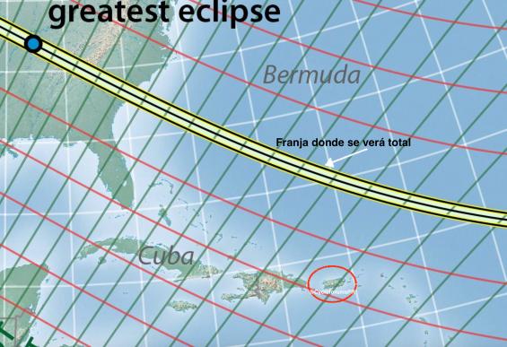 Eclipse 2017 close up